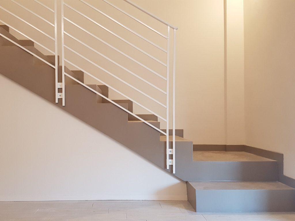 scale in resina dopo